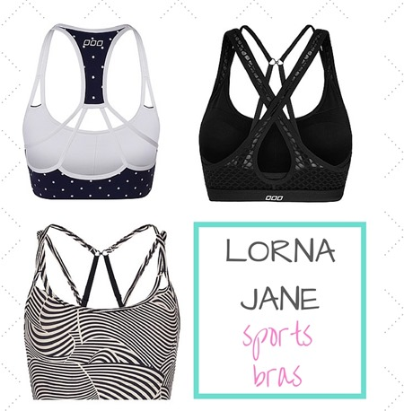 Lorna Jane Sports Bras