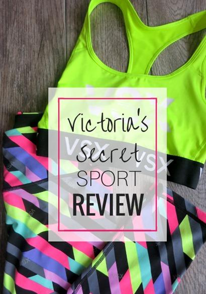 Victoria's Secret Sport Review