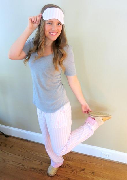 Victoria's Secret Valentine's Day Pajamas