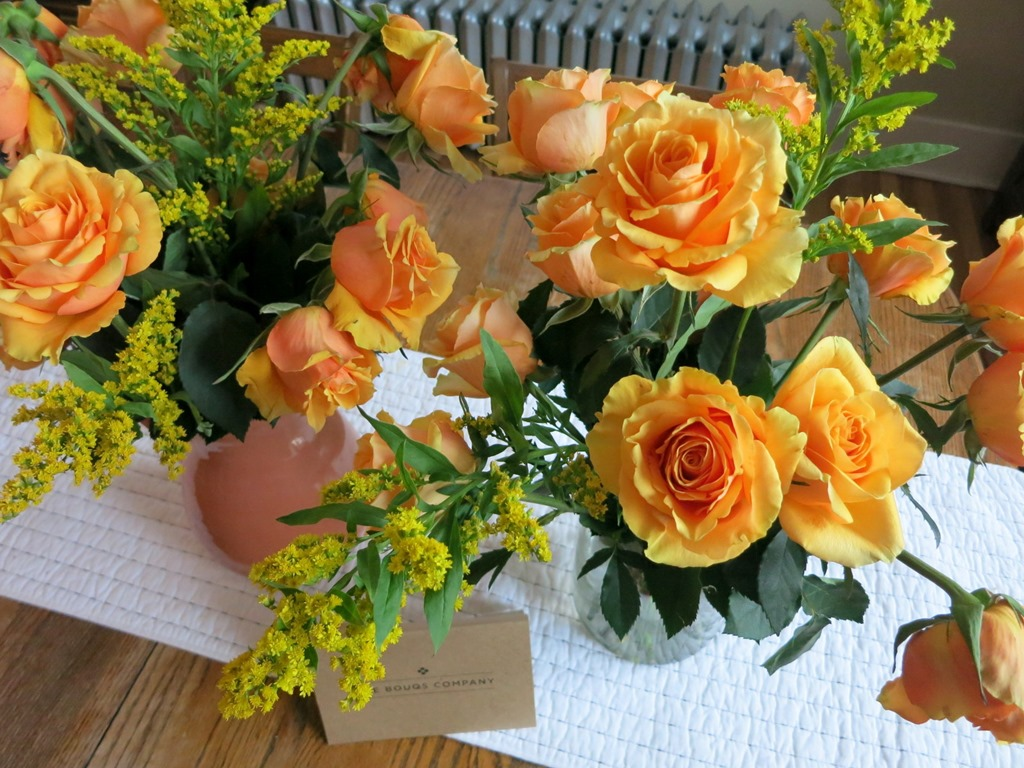Beautiful Flowers For You A Bouqs Giveaway Peanut Butter Fingers