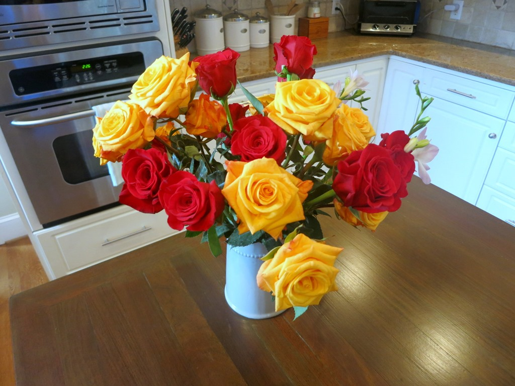 Beautiful Flowers For You A Bouqs Giveaway Peanut Butter