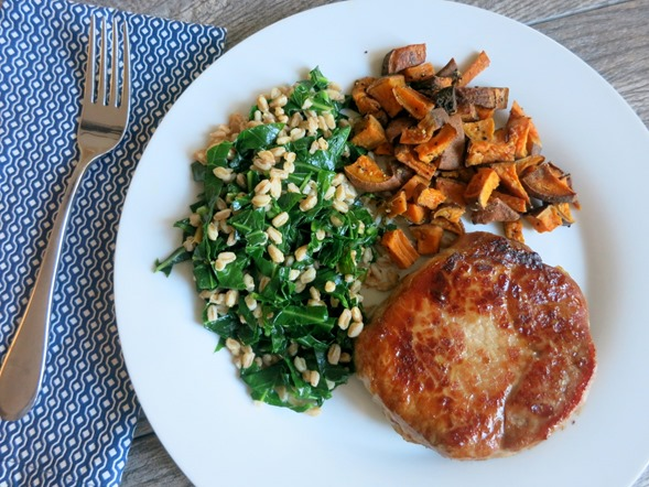 Easy Marinated Pork Chops - A delicious and simple weeknight dinner