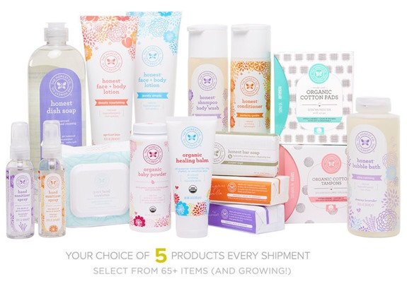 Honest Company Personal Care