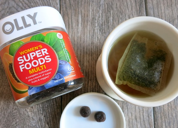 Olly Superfood Vitamins
