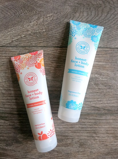 The Honest Company Lotion