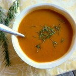 Crock Pot Sweet Potato Soup