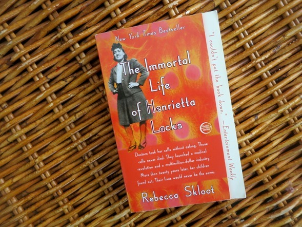 Immortal Life of Henrietta