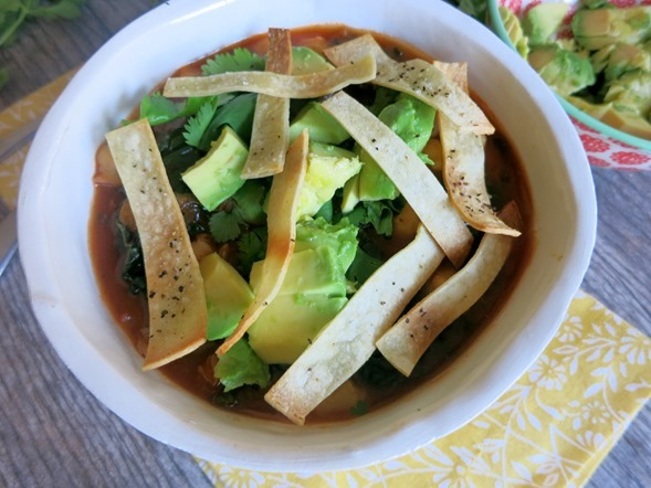 Vegetarian Mexican Stew