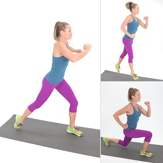 Bosu Ball Side Jumps: 15 Minute Leg Workout From Burn Boot Camp