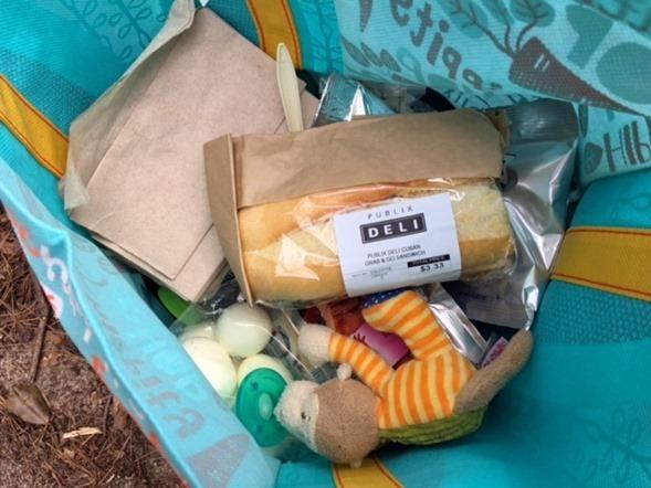 publix subs picnic
