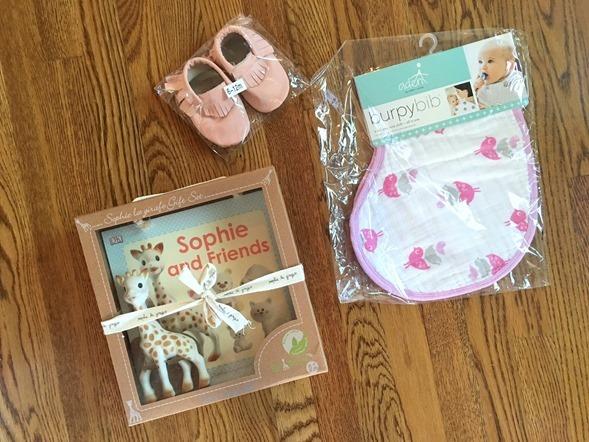 Baby Shower Gift Ideas for Girl