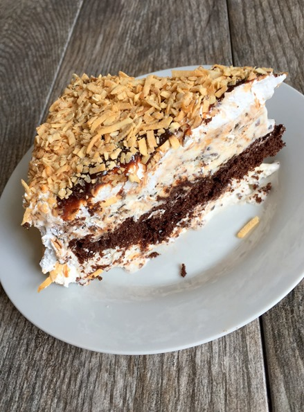 Kilwin's Toasted Coconut Cake