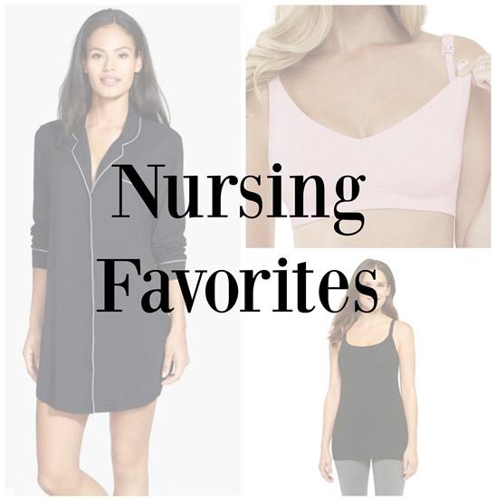 Nursing Must Haves