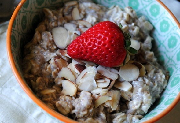 Oatmeal Cookie Dough Overnight Oats Recipe