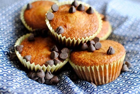 Paleo Orange Muffins