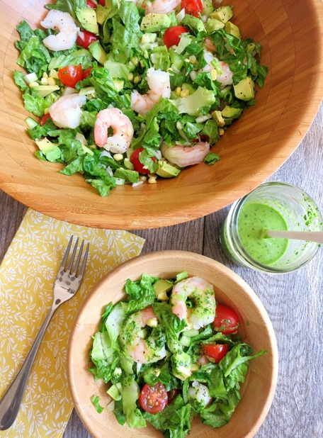 Shrimp Chopped Salad Recipe