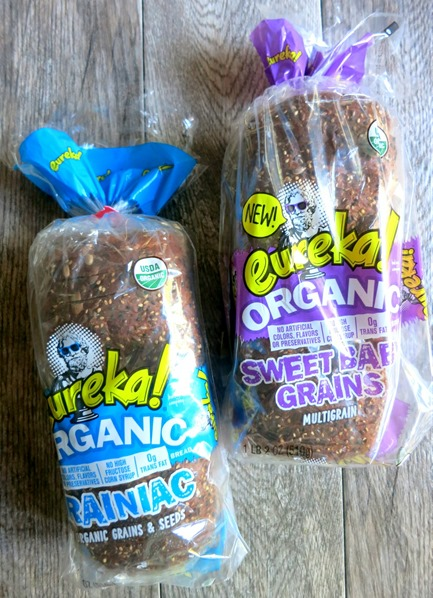 Eureka Bread Vegan and Organic