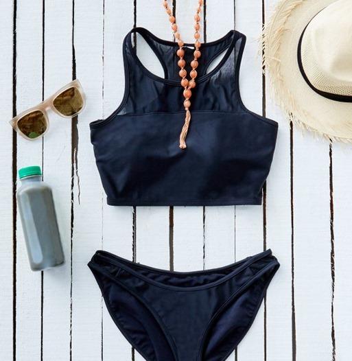 Fabletics Crest Bikini