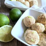 No Bake Key Lime Pie Bites