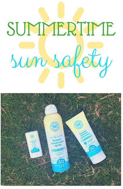 Sunscreen Safety Tips for Summer