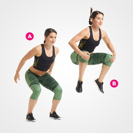 plyometric leg workout