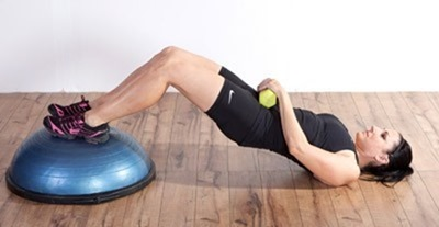 Weighted Bosu Bridge