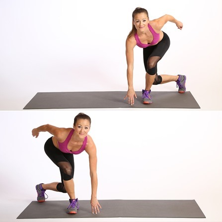 skaters exercise