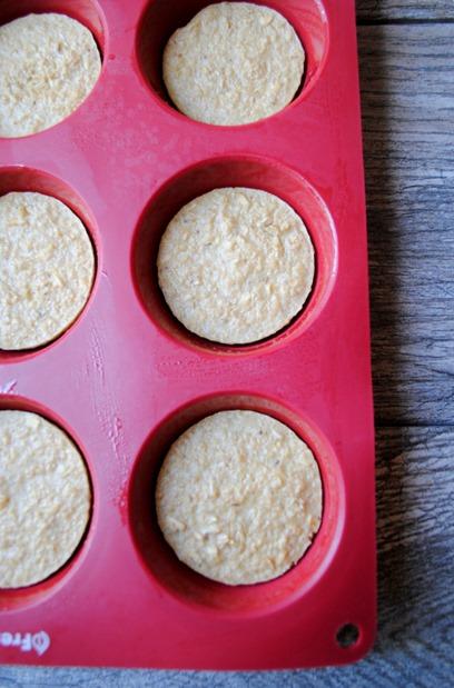 Blender Muffins for Baby