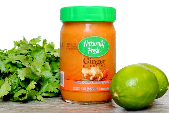 Healthy Ginger Dressing