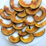 Maple Cinnamon Roasted Acorn Squash