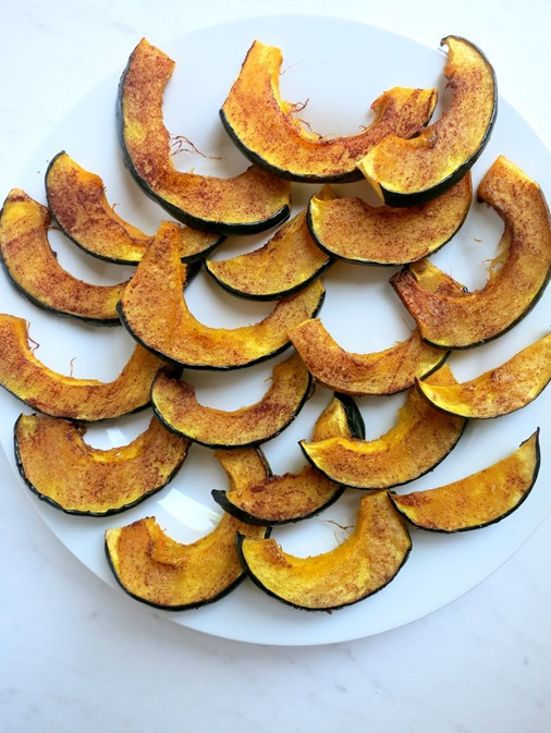 tried acorn squash, the taste is quite similar to butternut squash ...