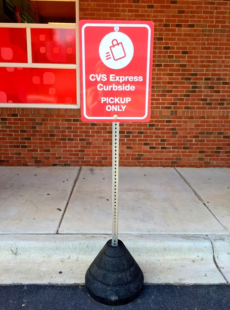 CVS Curbside Pickup