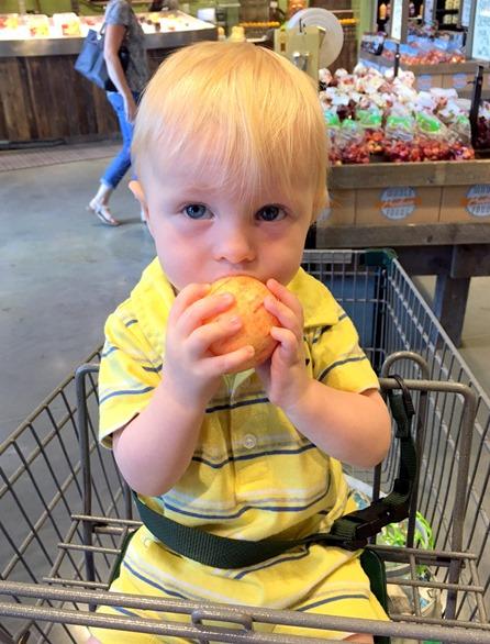 Free Fruit Whole Foods