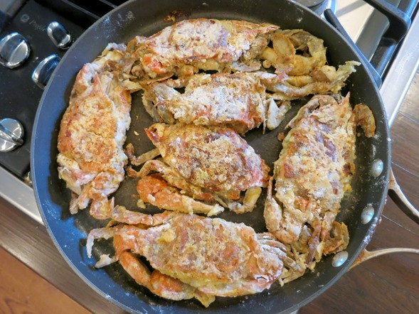 How To Make Soft Shell Crabs