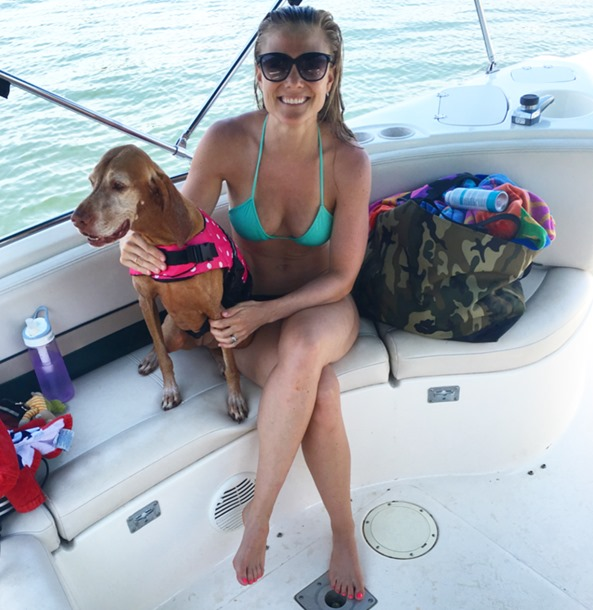 Julie Sadie Boat