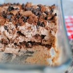 No Bake Gluten Free Double Chocolate Icebox Cake