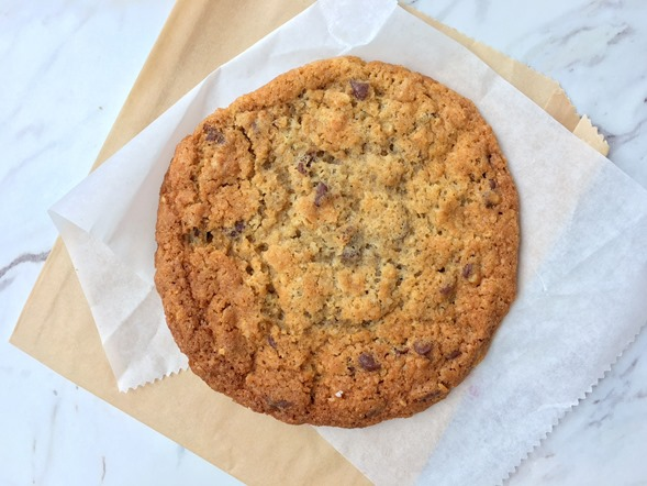 Sunflour Oatmeal Chocolate chip