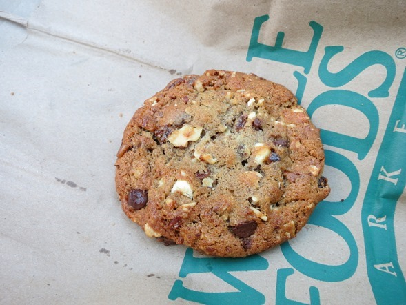 Whole Foods Bakery Cookie