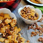 Apple Pie Spice Chex Mix