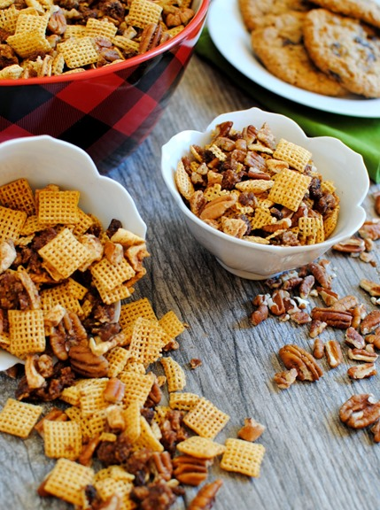 Apple Pie Chex Mix Recipe