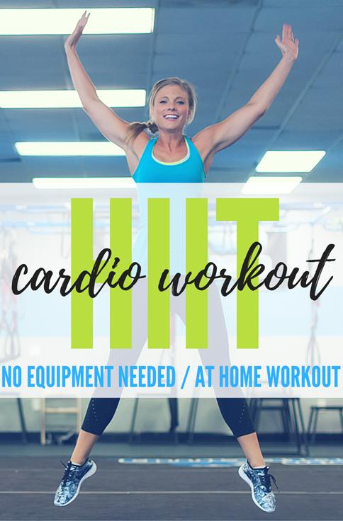 Cardio HIIT Workout