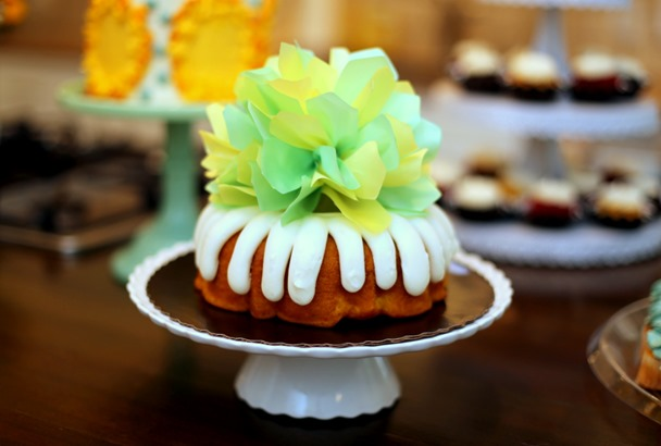 Nothing Bundt Cakes Lemon Bundt Cake