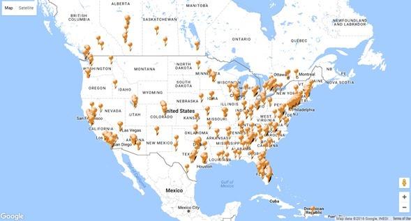 Orangetheory Locations