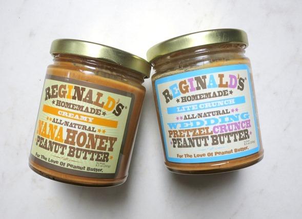 Reginald's Nut Butter