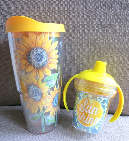 Tervis Tumbler Sippy Cup Sunshine