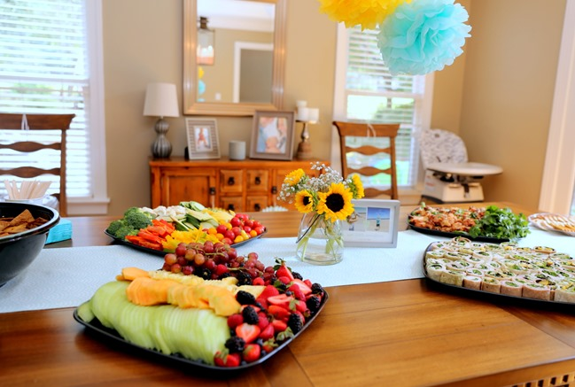 Whole Foods Birthday Party Catering