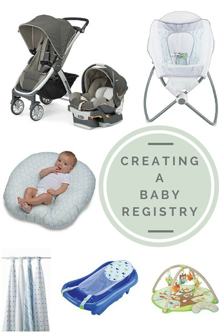 Baby Registry Must Have Items