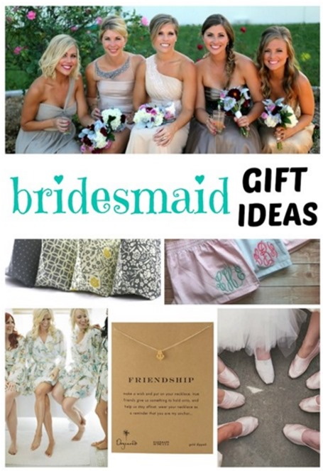 Bridesmaid Gift Ideas (Unique!!!)