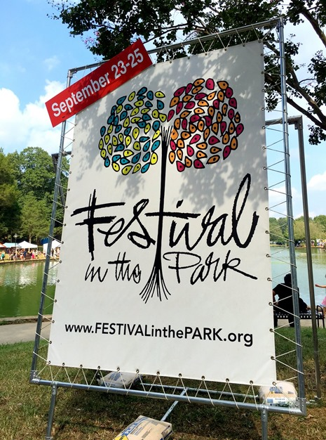 Festival in the Park