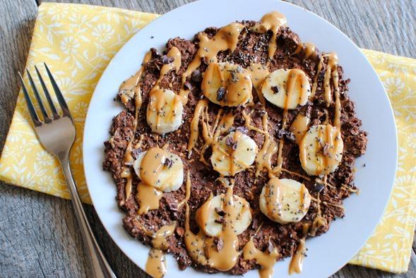 Fitnessista Breakfast Cookie